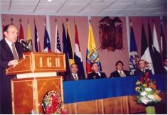 I Congreso Internacional de Geografía Aplicada