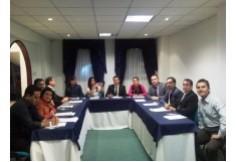Centro Fundación de Egresados de La Universidad Distrital- Bogotá Exterior Ecuador