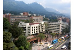 Foto Centro Pontificia Universidad Javeriana Colombia