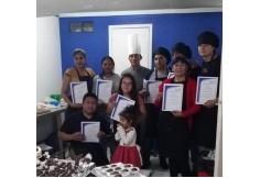 Graduación curso de panaderia, pastelería y repostería