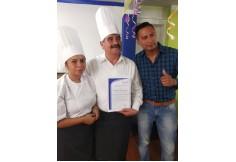 Graduación curso de cocina